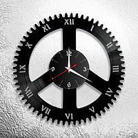 3D годинник настінний (Машина Времени) Код-11241