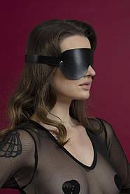 Маска закрытая Feral Fillings - Blindfold Mask черная