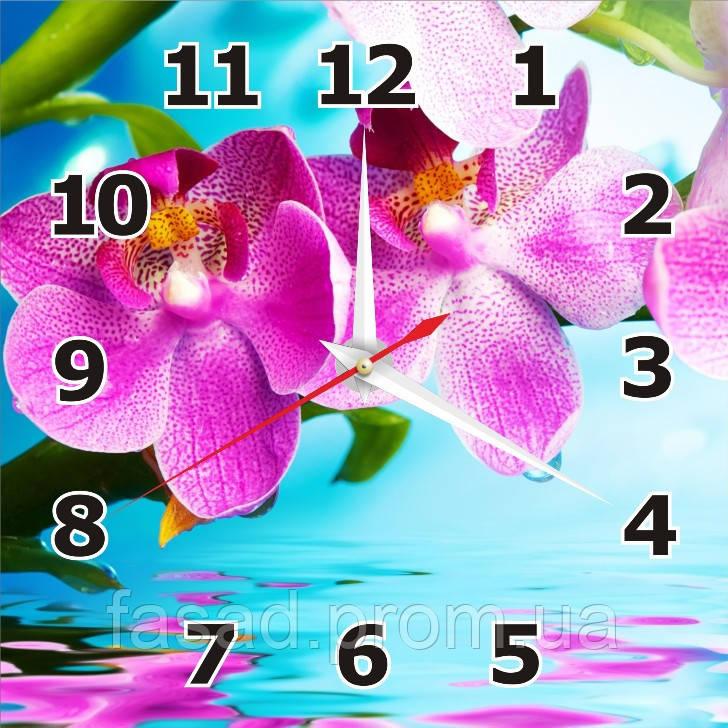 Годинник настінний Код-11745