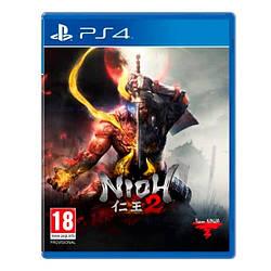 Гра Sony PS4 Nioh 2 (російська версія)