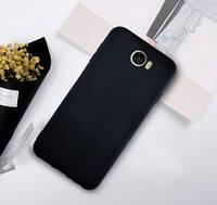 Чехол силиконовый Rock для Huawei Y3 II (LUA-U22) черный