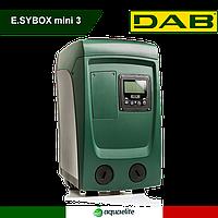 Насосная станция DAB E.SYBOX Mini 3 (бесшумная,электронное управление)