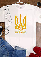"Футболка  ""Ukrane footbal"""
