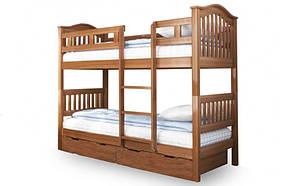 Двухъярусная кровать Максим 90х200  с ящиками Venger