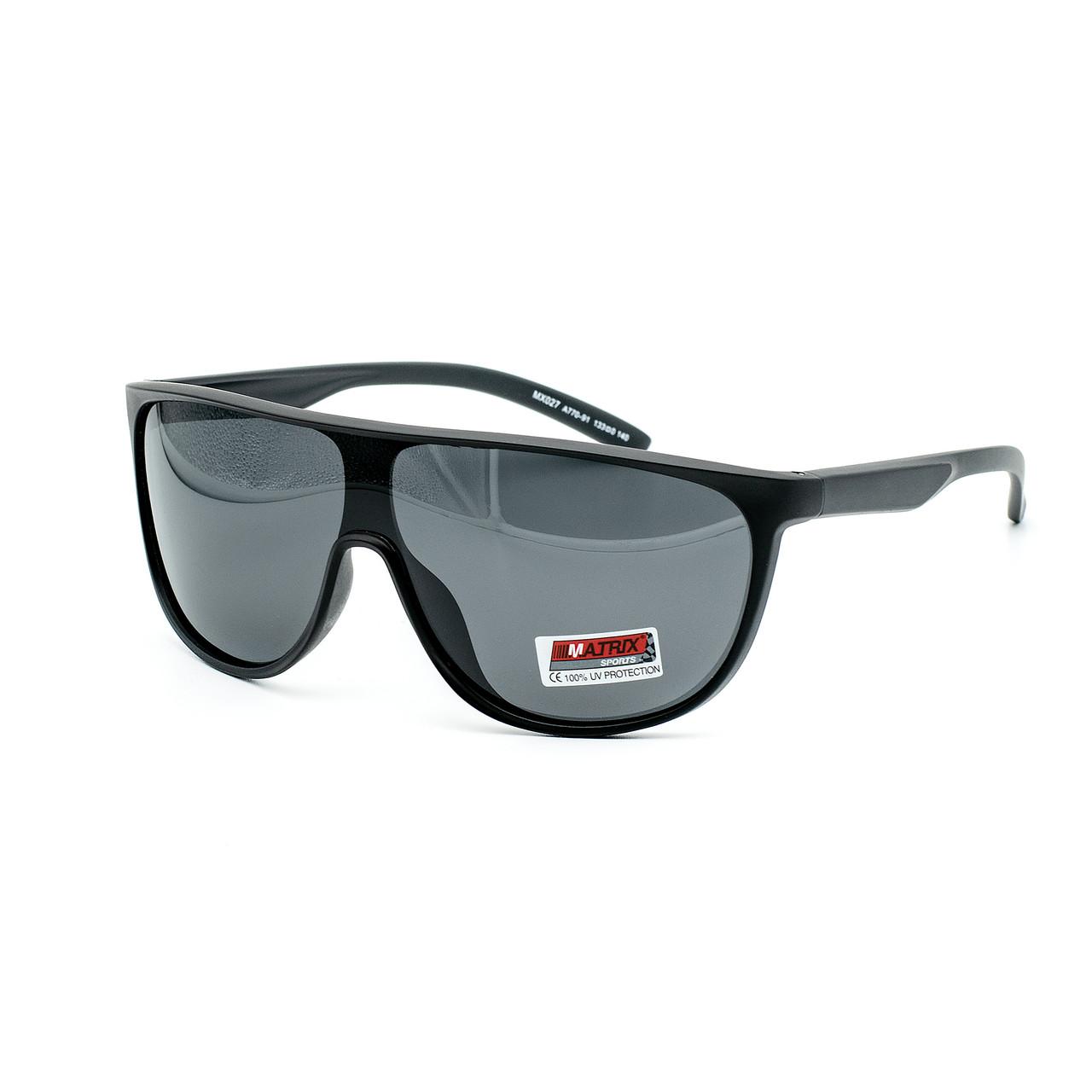 Солнцезащитные очки Matrix Sport черные