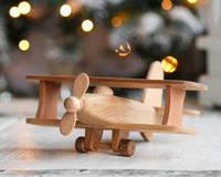 Лучшие  игрушки для самых маленьких деревянные