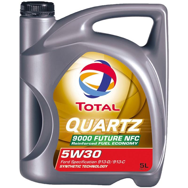 Моторное масло Total QUARTZ 9000 FUTURE NFC 5W-30 5L