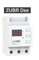 Реле напряжения ZUBR D40se
