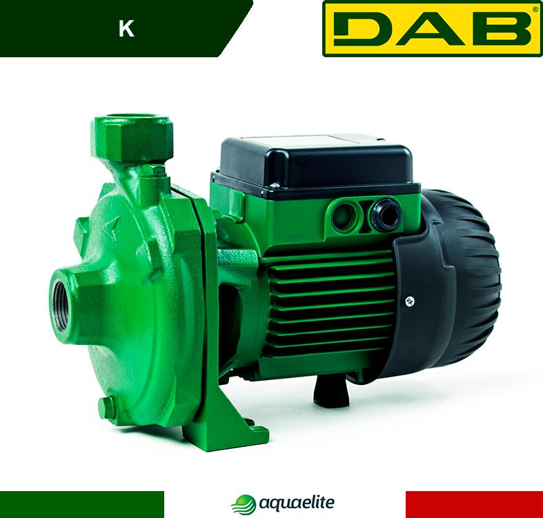 K 30/100T230/400/50 IE2 Центробежный насос DAB Италия