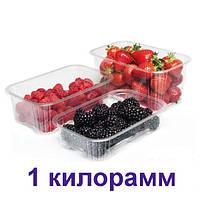 Пинетка на 1 кг ягод.  Бесплатная Доставка по Украине!  (от 1 ящика).