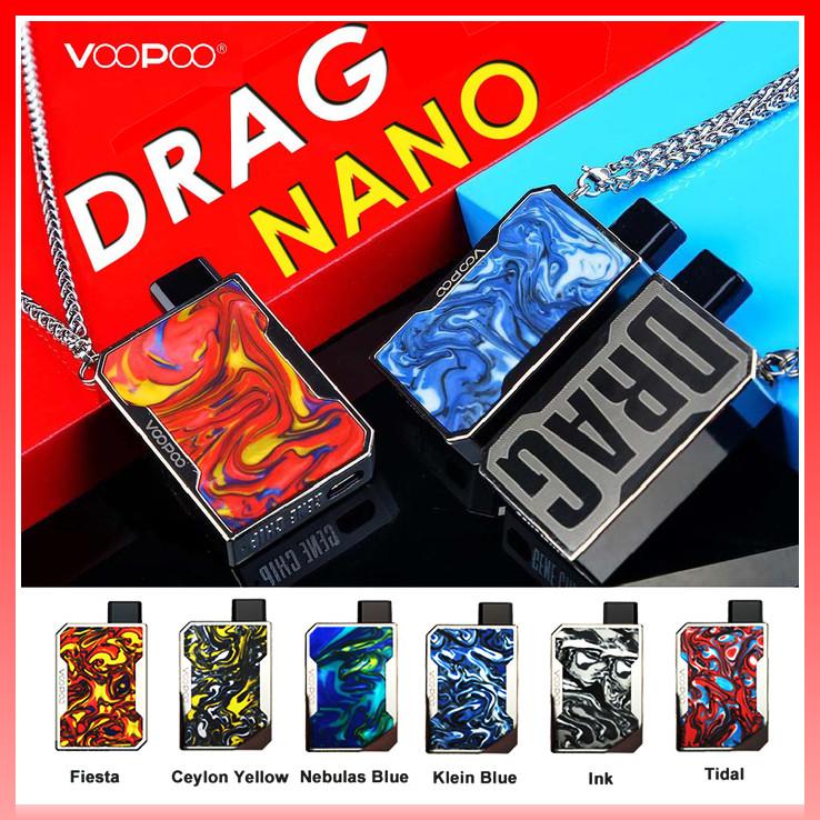 VOOPOO Drag Nano Pod Kit | Pod система | Под система | Электронная сигарета.| pod system | Оригинал