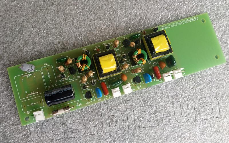 ELB-2 Балласт электронный. Купить блок питания для детектора валют DoCash 502