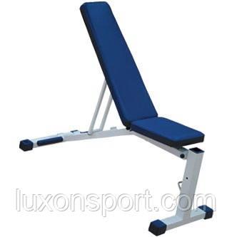 Скамья атлетическая регулируемая Luxon Sport