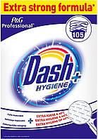 Порошок для прання універсального білизни Dash HYGIENE 105 стир