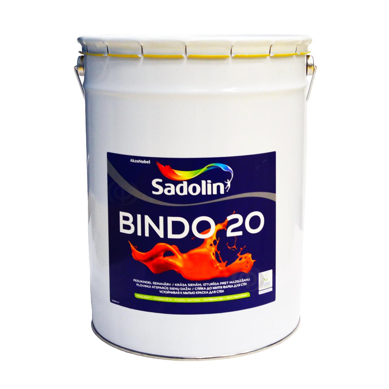 SADOLIN BINDO 20 PROF база BW 20 л