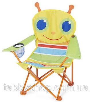 Раскладной стульчик Melissa & Doug Счастливая стрекоза