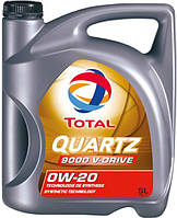 Моторное масло Total QUARTZ 9000 V-DRIVE 0W-20 5L
