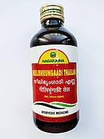 Масло Нилибрингади для волос Нагарджуна, 200мл Индия.