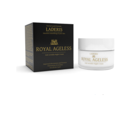 Royal Ageless (Роял Эйджлес) - омолаживающий крем для лица