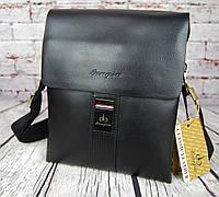 Мужская сумка-планшет Langsa с ручкой. Барсетка мужская. Размер(в см) 24 на 20 КС88, фото 1