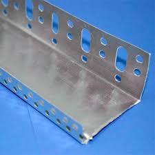 Профіль цокольний алюмінієвий 53 мм, L 2,5 м