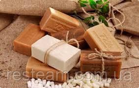 Мыло хозяйственное коричневое