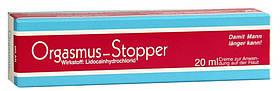 Крем для продления эрекции ORGASMUS STOPPER