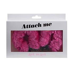 Наручники Love To Love ATTACH ME Pink