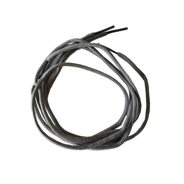 Шнурки круглые тонкие MAVI STEP Prague серые, 75 см