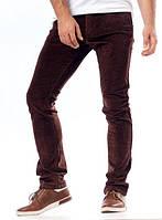 Мужские джинсы вельвет весна-осень