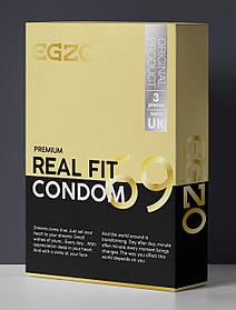 """Плотнооблегающие презервативы EGZO """"Real fit"""" №3"""