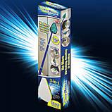Универсальная чистящая щетка-швабра с 3-мя насадками  Clean Reach, фото 7