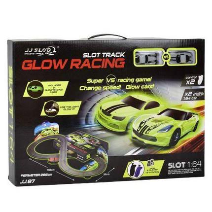 """Трек """"Glow Racing"""" / Детские автотреки, фото 2"""