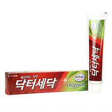 Противовоспалительная зубная паста CJ Lion Dr. Sedoc Original Tea Tree Oil, 140мл