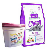 Brit Care Cat Crazy I am Kitten 2 кг - корм для котят