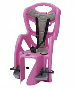 Велокрісло Bellelli Pepe Італія на раму Фіолетове
