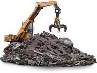 Сдать лом черного металла в Днепропетровской обл Самовывоз взвешивание расчет на месте