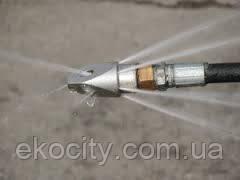 Прочистка канализаций гидропромывка труб устранение засора Днепропетровская обл.