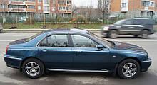 Дефлекторы окон (ветровики) Rover 75 (RJ) Sd 1999-2005
