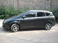 Дефлекторы окон (ветровики) SEAT Altea 2004, Altea XL 2006, Altea Freetrack 2007