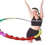Массажный обруч  Massage Hoop, тренажер для похудения, обруч для схуднення, обручи для похудения