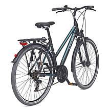 "Велосипед 28"" CROSS Arena Lady рама 17"" 2017 серый, фото 3"