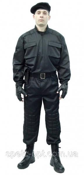 Костюм охранника ТИТАН с кубиками. Размеры: 60-62