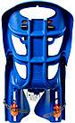 Велокрісло Bellelli Pepe Італія на багажник Синє, фото 3