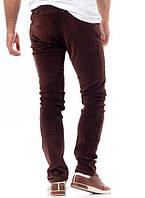 Мужские котоновые джинсы вельвет фабричное качество Акция