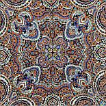 В ожидании праздника 1895-16, павлопосадский платок шерстяной с шелковой бахромой, фото 6