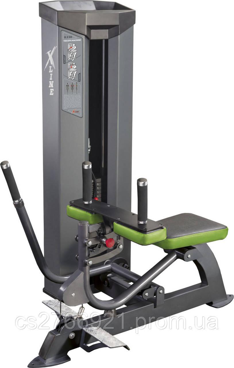 Голень-машина (сидя) Xline XR110