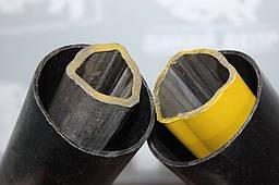 Карданный вал трубчатый усиленный 6*6 (длина 70 см)