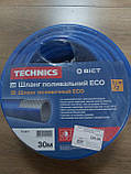 Шланг поливочный 1/2 , ECO Technics 30м, фото 2