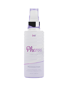 Крем для кожи и волос с феромонами Intt Pheros Fantasy 10-в-1 (100 мл)